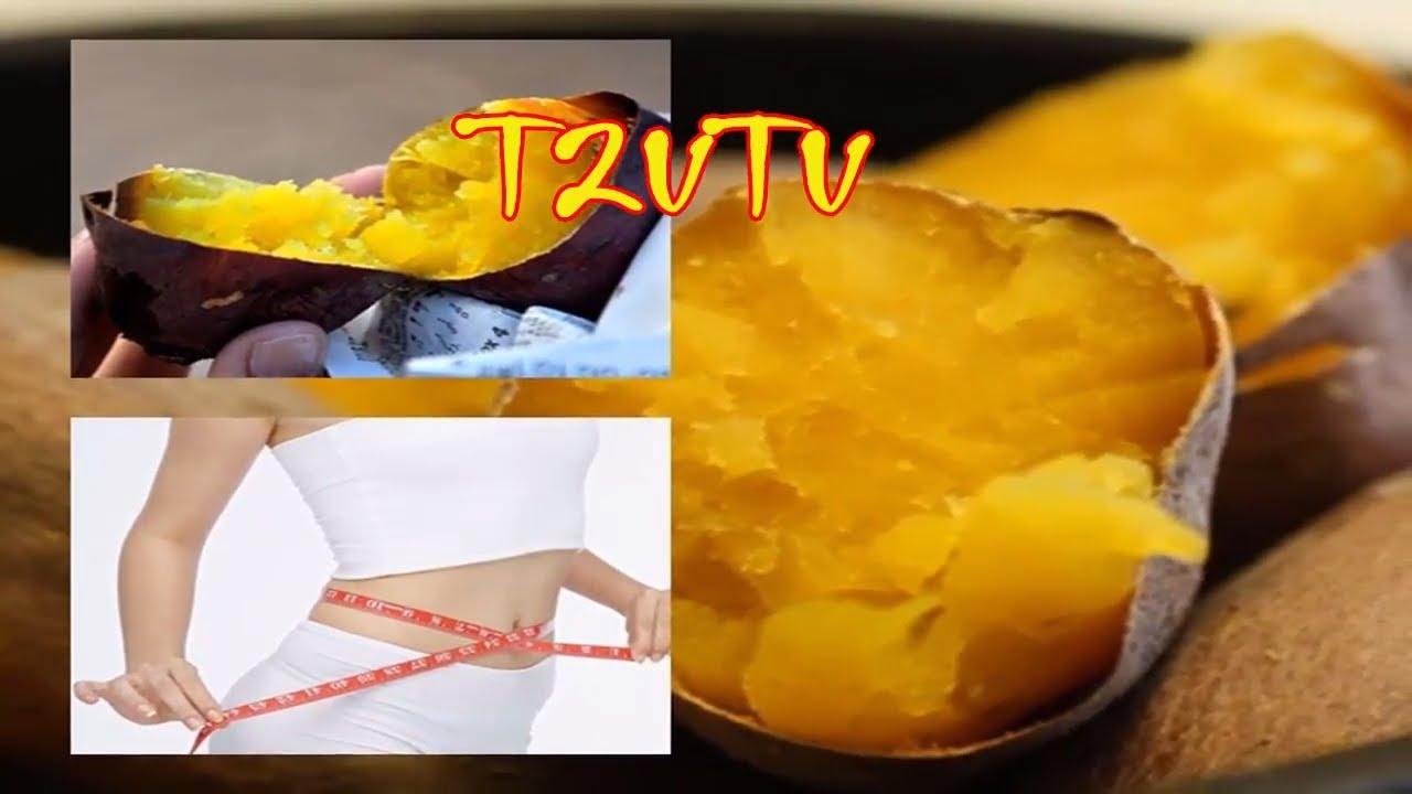 GIỜ VÀNG: Ăn khoai lang vào thời điểm này cân nặng giảm nhanh hơn đi hút mỡ.
