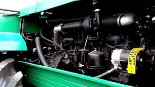 видео Редуктор пускового двигателя ДТ-75: назначение и устройство