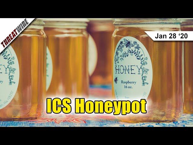 Honeypot ICS Network Tricks CyberCriminals - ThreatWire