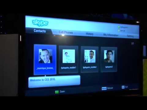 CES 2010- LG Plasmas (Booredatwork.com)