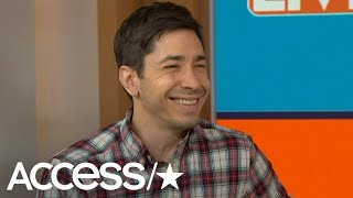 Justin Long Wants Ex Drew Barrymore To Be On His Podcast: 'There's Nobody I Rather Talk To' | Access