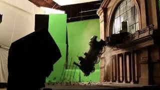 Hugo - Behind the Scenes Miniatures & VFX, New Deal Studios