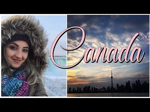 COMO É MORAR NO CANADA?