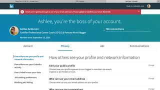 Let Companies You Create Job Alerts For Contact You