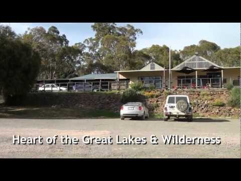 Bronte Park Village, Tasmania. Accommodation, Camping, Bar & Restaurant.