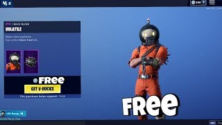 How to get the SPLODE SKIN For FREE in Fortnite...