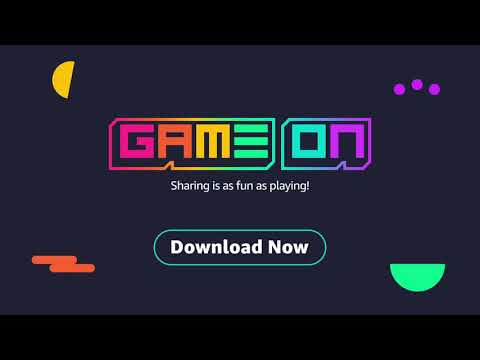 Introducing GameOn by Amazon