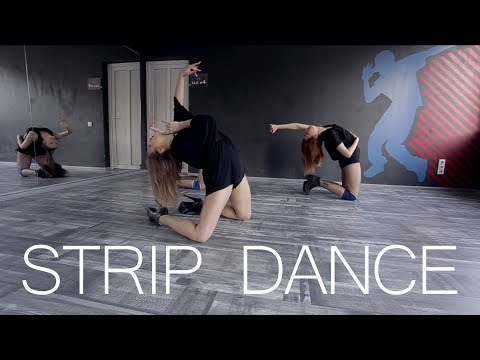 STRIP DANCE|CHOREO BY VIKA D'SOUL (SYTNYK)|THE WEEKND - DOWN LOW