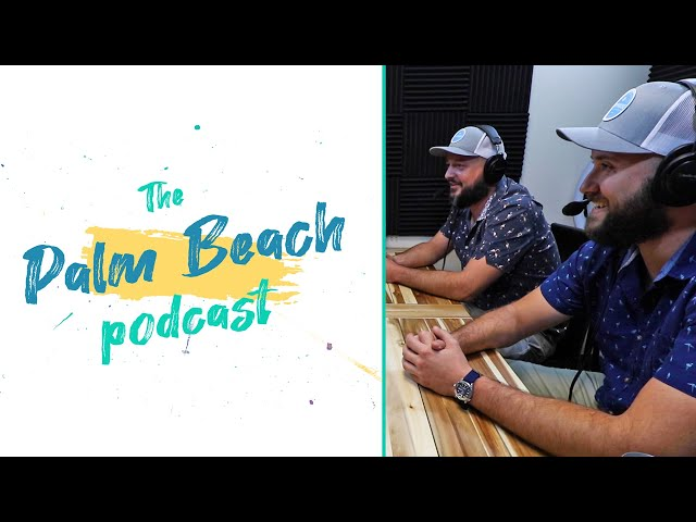Palm Beach Podcast #18 - Pumphouse Coffee Roasters - Christian & Alex Le Clainche