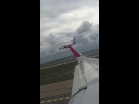 Decollage de marseille Provence airport