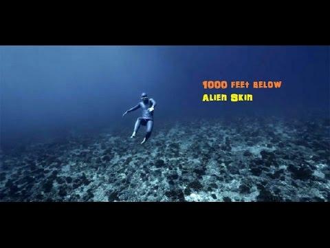 1000 FEET BELOW  Alien Skin