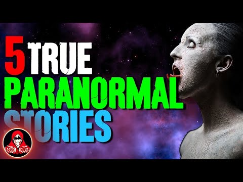 5 TRUE Supernatural Horror Stories - Darkness Prevails