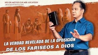 Escenas de película evangélica: La verdad revelada de la oposición de los fariseos a Dios