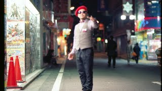 KOUTEI SENNIN in Akihabara Electric Town TOKYO JAPAN Popping Animation