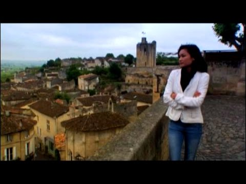 (Europe Vacation) French Food, Wine Region, Travel On Horseb
