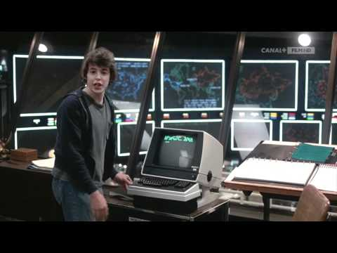Wargames 1983 - The voice of WOPR