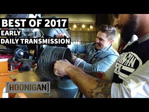 [HOONIGAN] DTT 188: Early Daily Transmission - Best of 2017