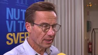 Ulf Kristersson: Vi har stora problem som inte kan vänta