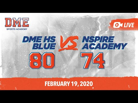 DME HS Blue vs NSpire