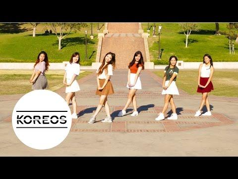 [Koreos]  여자친구 GFRIEND - 너 그리고 나 NAVILLERA Dance Cover