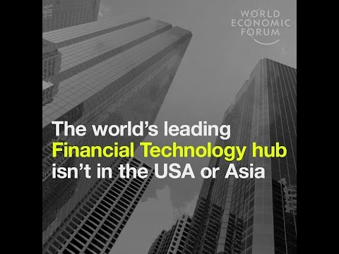 The world's leading Financial Technology hub isn't in the USA or Asia