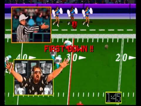 High Impact Football (Arcade)