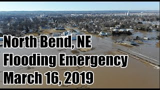 North Bend March 16, 2019 - Nebraska Flooding