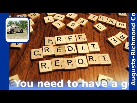 Augusta-Richmond County GA|Better Qualified LLC|Vehicle Loan|Types of Credit