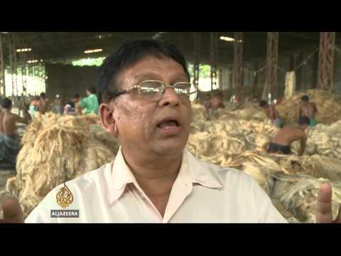 Bangladesh Jute industry faces decline