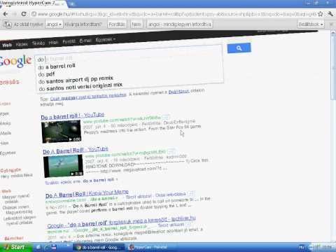 Google trükk