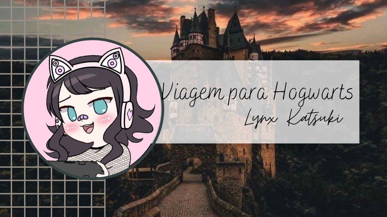 Viagem para Hogwarts - Lynx Katsuki