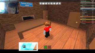 Lets Play! Roblox! #2 Pizza Place! Part 1