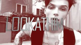 andy biersack // that boy is a mons†er