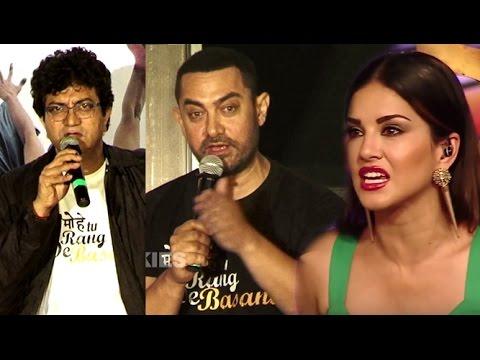 Prasoon Joshi Insults Sunny Leone's Career...