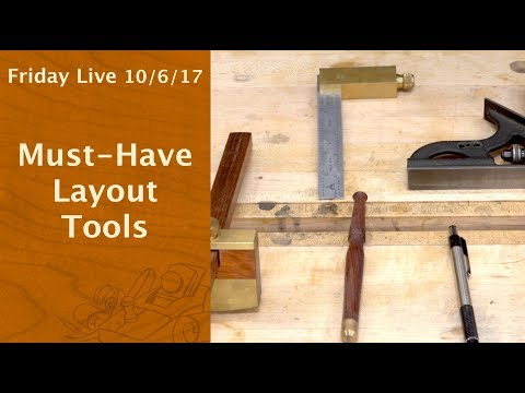 Must-Have Layout Tools - Friday Live PM!