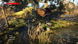 The Witcher 3 Act 2 - Wolven Silver Sword Mastercrafted