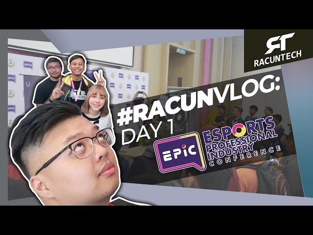 EPIC Perak 2019 - Day 1 #RacunVlog