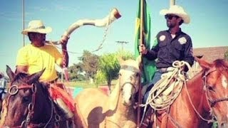 Cowboy rides more than 8,000 miles to World Cup by horse