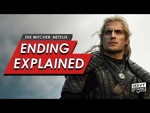The Witcher: Ending Explained Breakdown & Spoiler Talk Review + Timeline & Season 2 Predictions