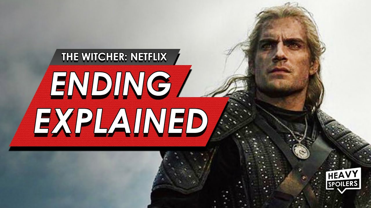 Download The Witcher: Ending Explained Breakdown & Spoiler Talk Review + Timeline & Season 2 Predictions
