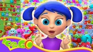 Bo En el IR! - Bo y la Abrazo-un-Error | Divertidos dibujos animados para los Niños