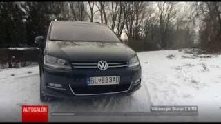 Volkswagen Sharan 2011 Videos