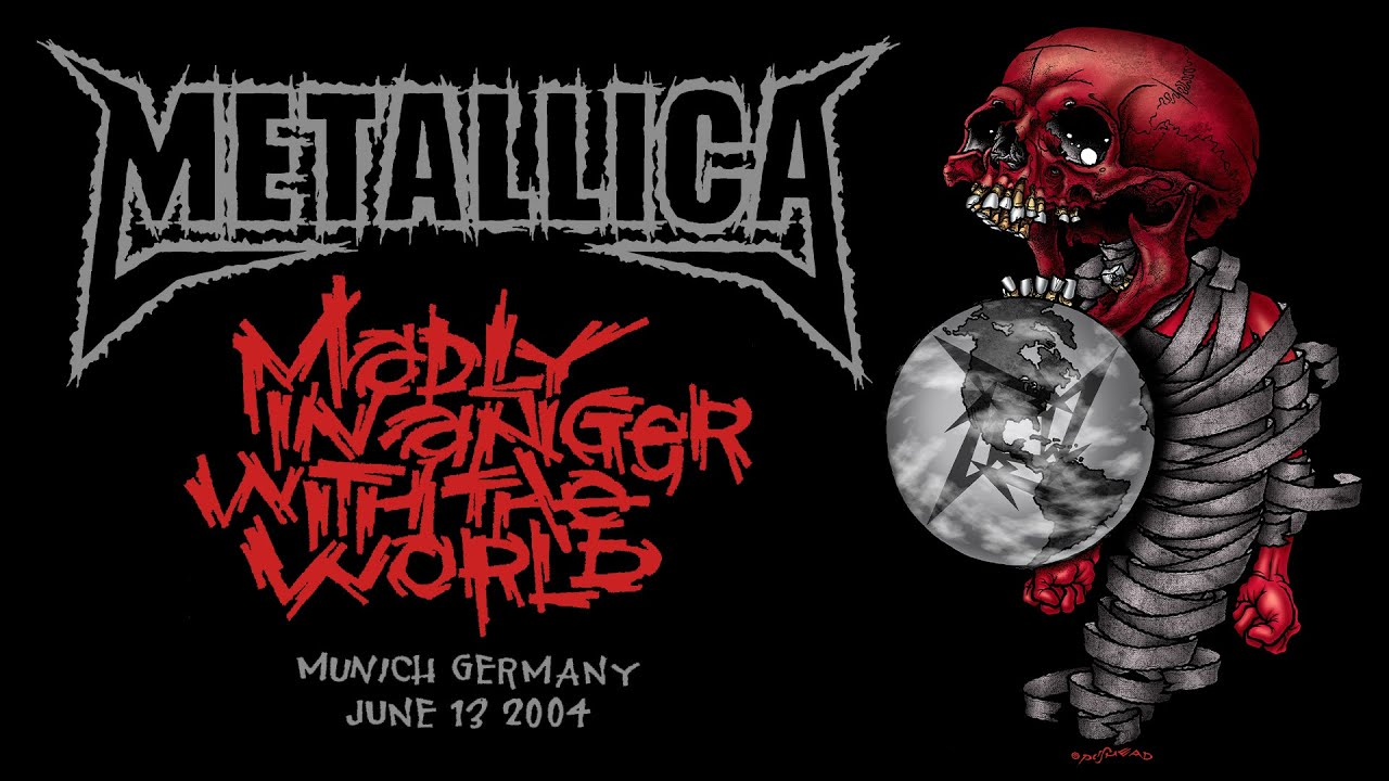 Download Metallica: Live in Munich, Germany - June 13, 2004 (Full Concert)