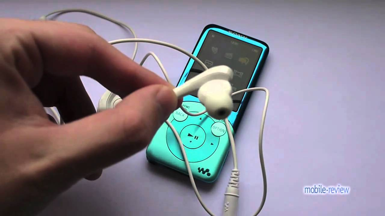 How to transfer your itunes music to a sony walkman® using a mac.