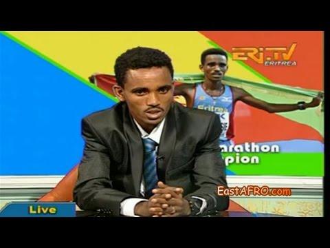 Interview Ghirmay Gebreselassie Eritrean Gold Winner Beijing 2015