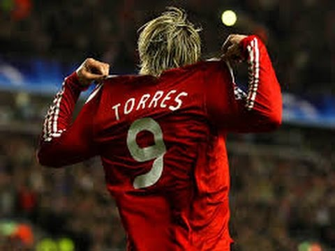 Fernando Torres' 81 Goals For Liverpool