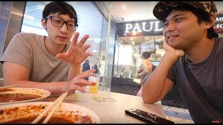 英語ペラペラ台湾人がシンガポールに来た理由が人間の欲求そのままだったw【給料公開】