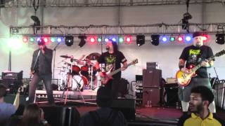 Charred Walls Of The Damned At Orion Music Festival June 24 2012