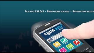 Emportez le C.G.O.S avec vous partout !
