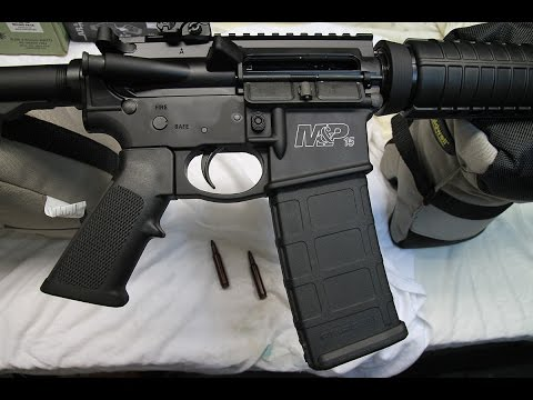 Smith & Wesson M&P 15 Sport II AR-15 First Impressions